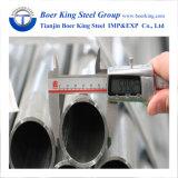 La norma ASTM A312 (304, 304L, 316L, 321, 310S) Tubería de acero inoxidable integrada