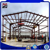 Prefabricated Steel Structures Because Garage with Corrugated Steel Sheet