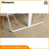 50*50 (cm) *6 (mm)カーペットの質PVC床タイルまたは防水カーペットのビニールのフロアーリング(ビニールの床)の/Tranquilityのビニールのフロアーリング