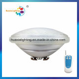 PAR 56 Piscina LED luzes com controle remoto