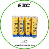 Lr6 Size AA 1.5V Battery Lithium Battery Lr6 AA Battery 1.5V
