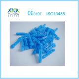 使い捨て可能なプラスチックねじれの上の血尖頭アーチ(MN-DL001)