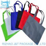 Impressão personalizada de PP não tecidos Laminationed Saco sacola de compras de publicidade