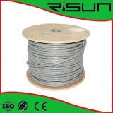 Copper puro ou CCA 305m/Box Cat5e UTP 4pr 24AWG