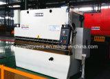 máquina do freio da imprensa do CNC do metal de folha de 6mm