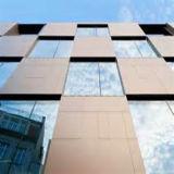 Panneau en aluminium de style moderne pour la décoration de construction architecturale