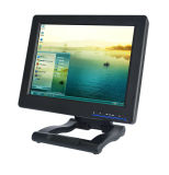 Aufgebaut in Two Speakers Inch Touch Screen USB 12.1 Monitor Display für PC oder Notebook