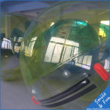 Diametro ambulante della sfera 2m dell'acqua della sfera di Zorb dell'acqua con la Germania Tizip e materiale TPU0.8mm