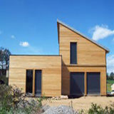 Panneau en aluminium de style moderne pour la décoration architecturale