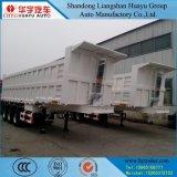 Transporte de residuos Residuos semi remolque para grandes proyectos de construcción