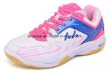 Señorita Deportes ejecuta Badminton calzado zapatillas zapatillas de tenis para hombres y mujeres (809)