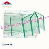 vidro Tempered de vidro liso/curvado de 4-19mm de Toughed com o certificado SGS/CCC/ISO9001