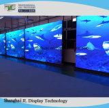 LED de Vídeo Tela LED de parede piscina P5 Monitor LED RGB