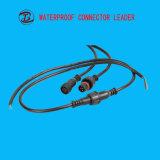 Connettore di cavo impermeabile della spina di Pin di alta qualità 6 di prezzi bassi