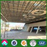 De Toonzaal van de Zaal van de Vertoning van de Zaal van de Tentoonstelling van de Structuur van het staal voor Auto