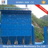 Tipo industrial coletor de poeira do coletor do saco do ciclone da alta qualidade de poeira/fornalha elétrica