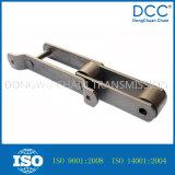 A corrente transportadora forjada padrão do elevador de cubeta com ISO aprovou