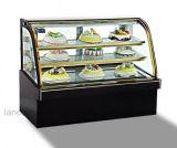 Schaukasten-Kuchen-Kühlraum für Bäckerei und Gebäck mit Cer