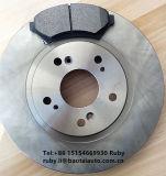 Disco de freio 43512-26040 para Toyota Hiace