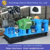 Los desechos de neumáticos máquina de corte / hidráulico Total Tyre Equipo de corte / corte de la máquina de Neumáticos