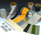 직물 금속 전도성 물자를 막는 RFID