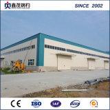 Estructura de acero prefabricada movible del edificio industrial para el edificio de acero del almacén