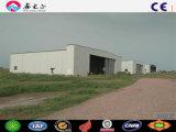 Secção H de baixo custo a estrutura de aço Hangar de aeronaves no Níger