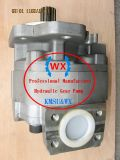 Hot~OEM Komatsu 진짜 바퀴 로더 SA6d170 엔진 기계 Wa100-5 유압 기어 펌프: 705-52-30960 예비 품목