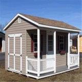 상업적인 ISO 가벼운 강철 구조물 Prefabricated 집