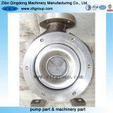 Enveloppe de pompe de norme ANSI Durco d'acier de /Carbon d'acier inoxydable