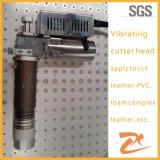 Hoge Nauwkeurige CNC Scherpe Machine met het Auto Voeden voor Mat 2516 van de Voet van het Leer
