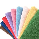 De absorberende Micro- van Handdoeken Microfiber Schoonmakende Doeken van de Vezel