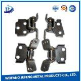 Soudure inoxidable de tube en métal d'OEM Stee/estampage avec le traitement en aluminium