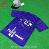 Healong Polyester-volles Sublimation Printting Mann-Polo billig 100%