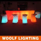 LED RGB 반대 LED 반대 당 및 바 LED 가구