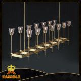 Lampes s'arrêtantes de laiton à la maison de décoration (KAP6021)