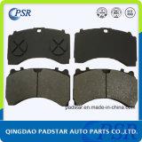 Grossiste29174 Allocations aux anciens combattants de la fonte de la plaque arrière Plaquettes de frein du chariot pour Renault