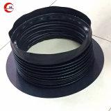 cilindro hidráulico High-Class abaixo a capa protetora para máquinas CNC