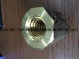 Bruckner Stenterの機械装置のための銅のナット
