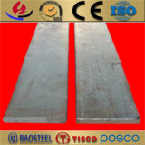 Barre plate d'acier inoxydable d'ASTM A479 410/410s pour des meubles
