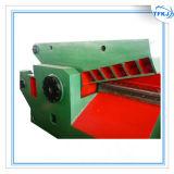 Máquina de corte de alumínio da barra de aço de Defored da folha Q43-1200
