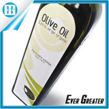 Kundenspezifisches Olive Oil Bottle Label mit Self Adhesive Properties