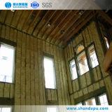 スプレー低温貯蔵または屋根の絶縁体のための堅いPUのウレタンフォーム