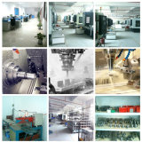 Часть CNC высокой точности подвергая механической обработке с алюминием
