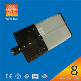 80W alojamento novo design de LED Lâmpada de rua com Meanwell Solar
