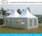 De Handel van de Cabine van de Tent van de Pagode van het Glas van de vertoning toont Pagode 5m*5m