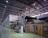 El mejor precio 3600mm Tipo de canaleta Kraft Liner de prueba de productos de papel que hace la máquina para la venta