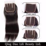 卸し売り美のペルーのまっすぐなHairbundlesの人間の毛髪の束