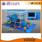BinnenSpeelplaats Vs1-150702-177A-33 van het Huis van het Spel van het Spel van de Kinderen van het winkelcomplex de Kleine