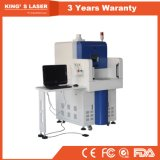 PET-Belüftung-Rohr-Laserengraver-Onlineproduktion